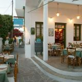 Tavern in Apollonia, Sifnos