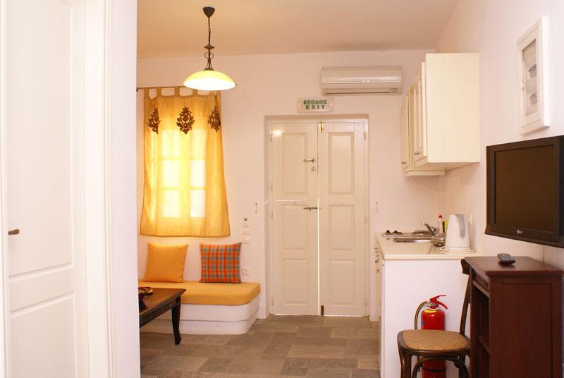 Διαμέρισμα Νο 4 Mare Nostrum - Ενοικιαζόμενα στην Σίφνο