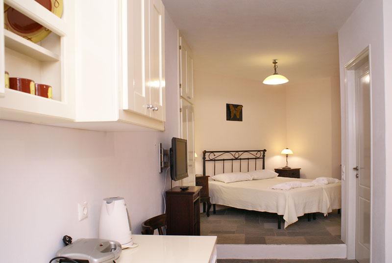 Διαμέρισμα Νο 3 Mare Nostrum - Ενοικιαζόμενα στην Σίφνο